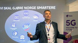 Telia valgte Ericsson og vraket Huawei: I 2023 skal Norge være dekket av 5G