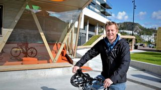 For 100 millioner kroner har utbyggingssjefen i Ålgård gjort bygda smart