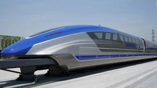 Kinesisk magnettog skal tilbakelegge 2000 kilometer på to timer