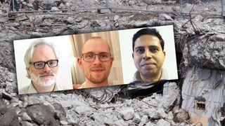 Det er hullene i betongen som gjør den så sterk: Nå skal forskere finne ut hvorfor tunneler kollapser