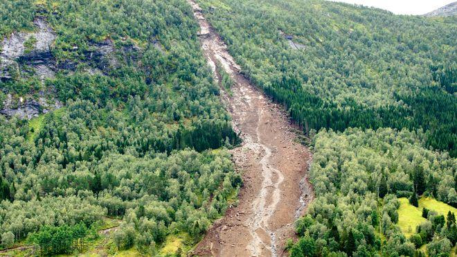 Norge har fått mange velsignelser fra naturen - Skredfaren er ikke en av dem