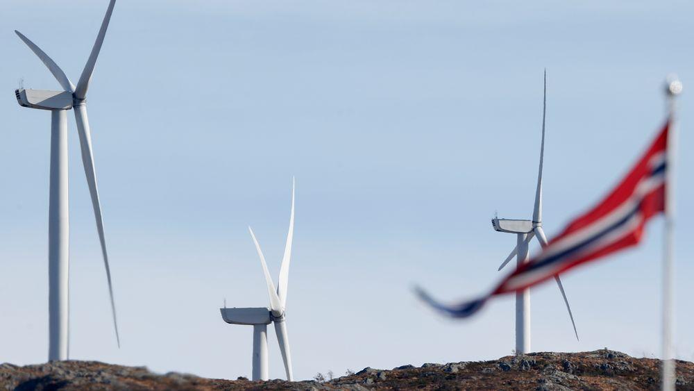 Den store veksten i norsk vindkraft gir nå både jobber og inntekter.