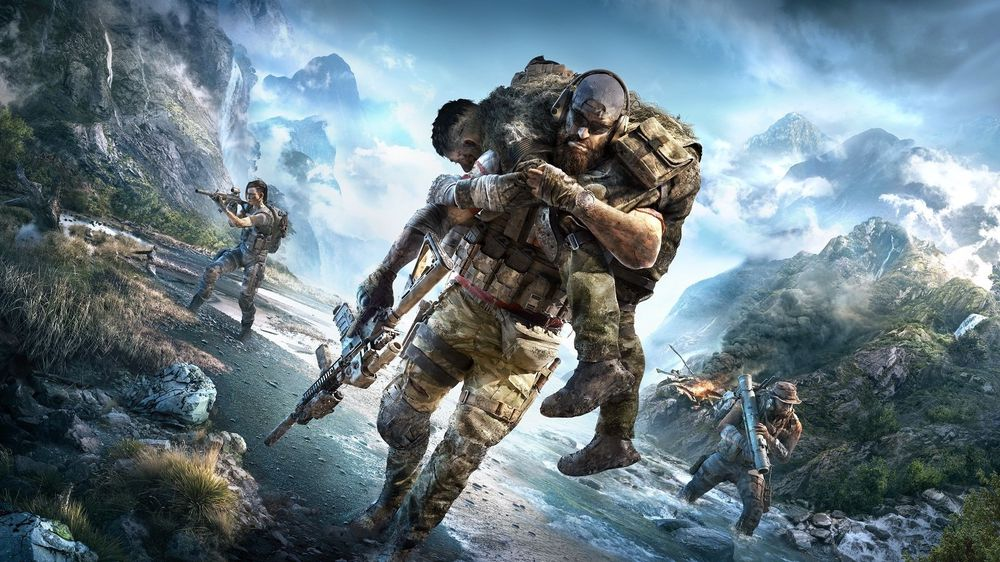 ANMELDELSE: Ghost Recon: Breakpoint