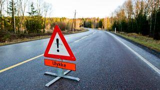 Nye tall: Sjansen for å bli drept eller hardt skadd er opptil 80 prosent større på fylkesvei enn på riksvei