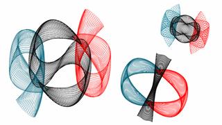 Umulig problem opptar matematikere: Det må tre til for en flott romdans