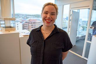 Live Thorsen er en av Dagens Næringslivs nye redaktører.
