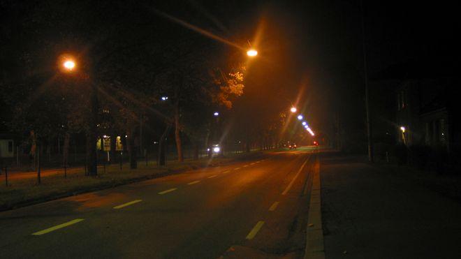 Kommunen mangler penger til å reparere gatelys: Feilsøking og retting kan bli utsatt til neste år