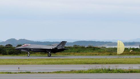 Bremseskjermene på de norske F-35 er ikke driftssikre nok og må modifiseres