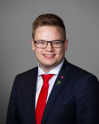 Even Aleksander Hagen, Fylkesordfører Oppland Fylkeskommune.