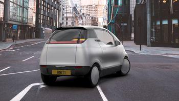 Den svenskdesignet elbilen er skreddersydd for bykjøring.