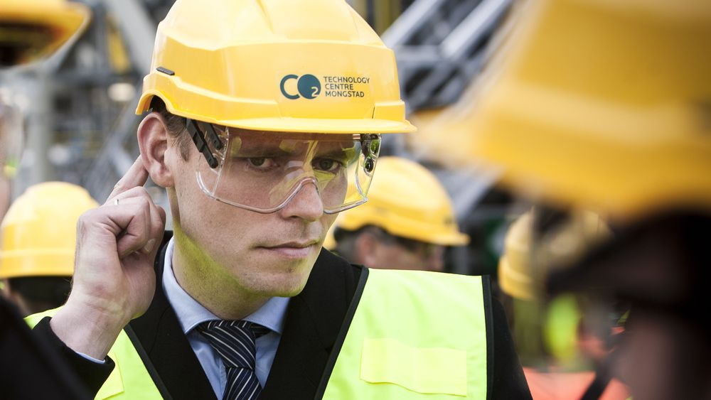 Tidligere olje- og energiminister Ola Borten Moe blir plattformsjef på Draugen.