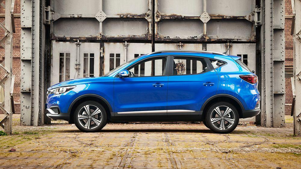 MG gjør comeback i Norge med en romslig, velutstyr, elektrisk SUV for prisen av en småbil.