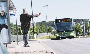 Kollektivselskap i Rogaland ønsker å forbedre folkehelsa