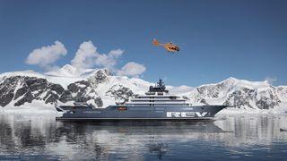 Rev Ocean: Avansert forskningsskip får et nytt Airbus-helikopter som matcher
