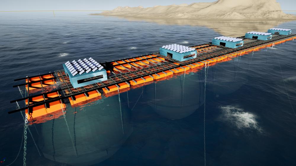 Moss Maritime vil gjenbruke LNG-tankene til fiskeoppdrett.