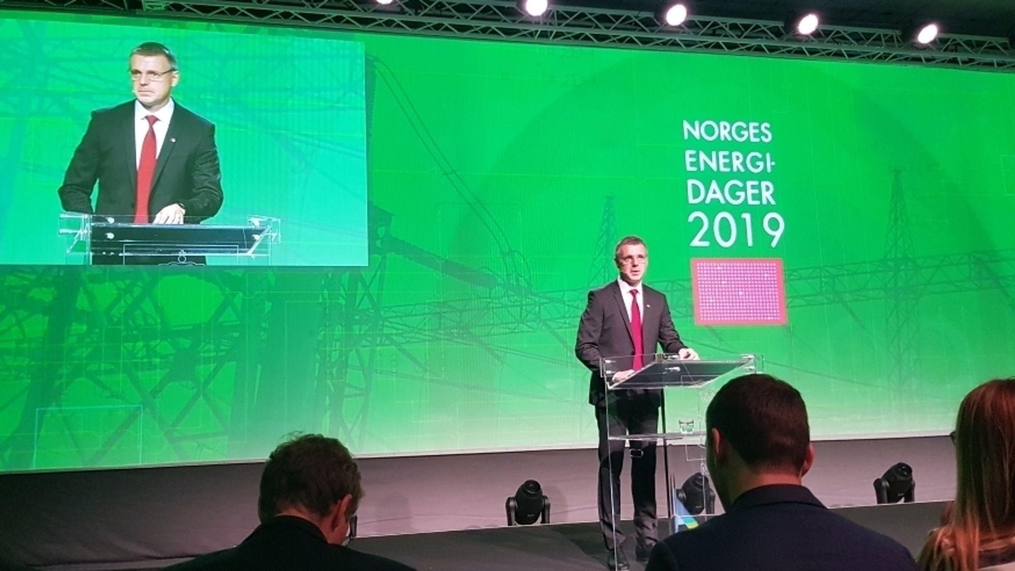 Regjeringen skrinlegger nasjonal ramme for vindkraft, som pekte ut 13 områder som er godt egnet for vindkraft. Nå foreslår NVE-direktør Kjetil Lund i stedet en ordning med konsesjonsrunder for vindkraft.