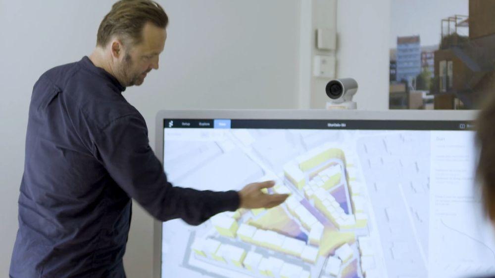 Fra Spacemakers egen presentasjon av det tidsbesparende planleggingsverktøyet.