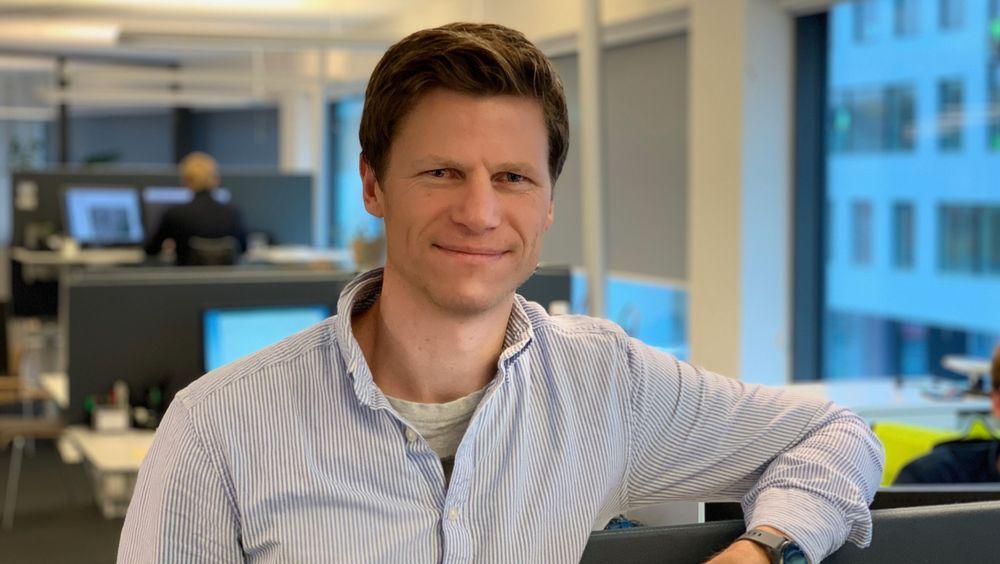 Senioringeniør i Rambøll Anders Lillemork synes ikke feriejobbing er noe stort problem.