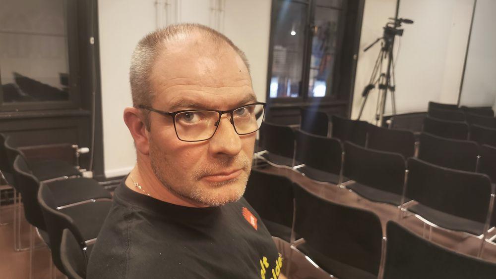 Idar Martin Herland, elektriker på Kristin-plattformen skal i arbeidsretten etter å ha ytret seg om sin arbeidsgiver Statoil (nå Equinor).