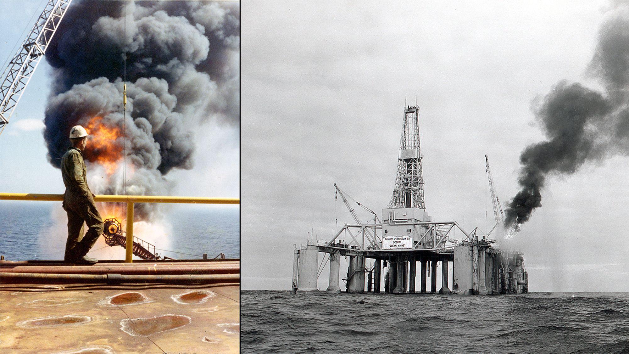 50 år siden Ekofisk-funnet: Starten på det norske oljeeventyret