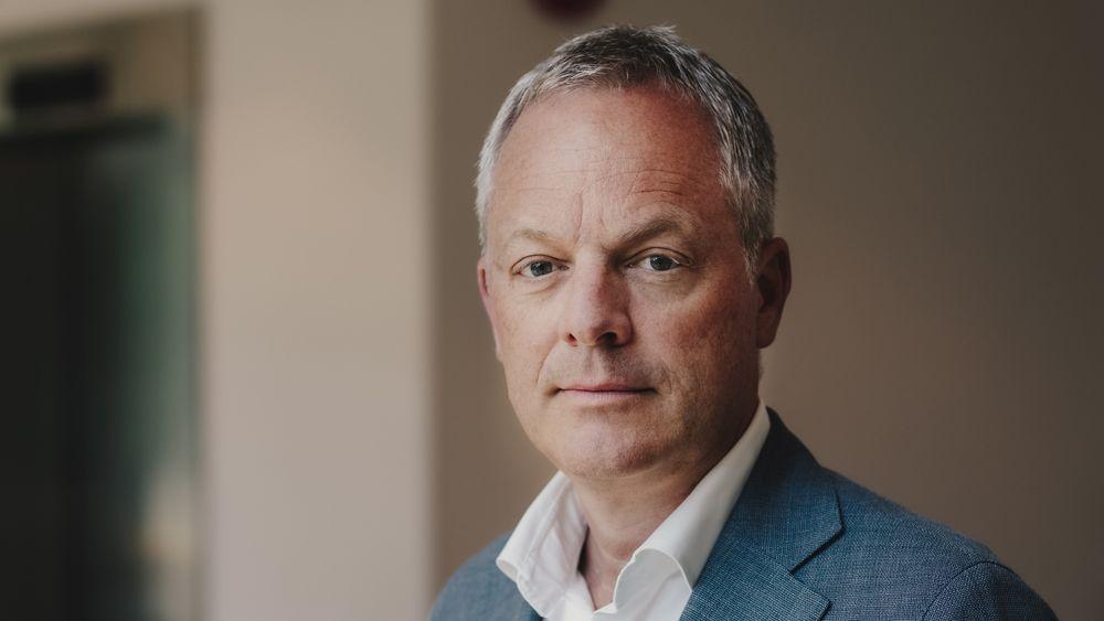 Blant kjepphestene til Øystein Eriksen Søreide er at offentlig sektor spiser for mye av den norske økonomien.