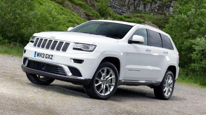 """I 2014 tok """"snille"""" hackere kontroll over en Jeep Grand Cherokee som kjørte ute på motorveien."""