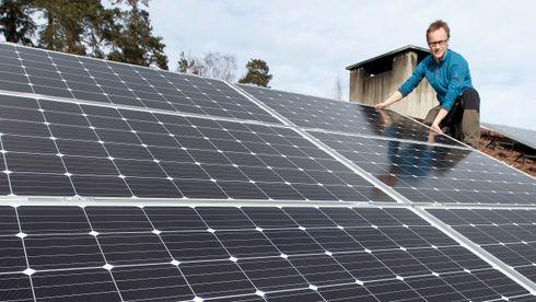 Forsker: – Det er én ting folk ofte glemmer når de installerer solceller og batterier hjemme