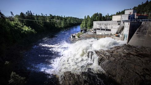 Vindkraft kan gi hardere kjøring og mer slitasje på vannkraftverkene