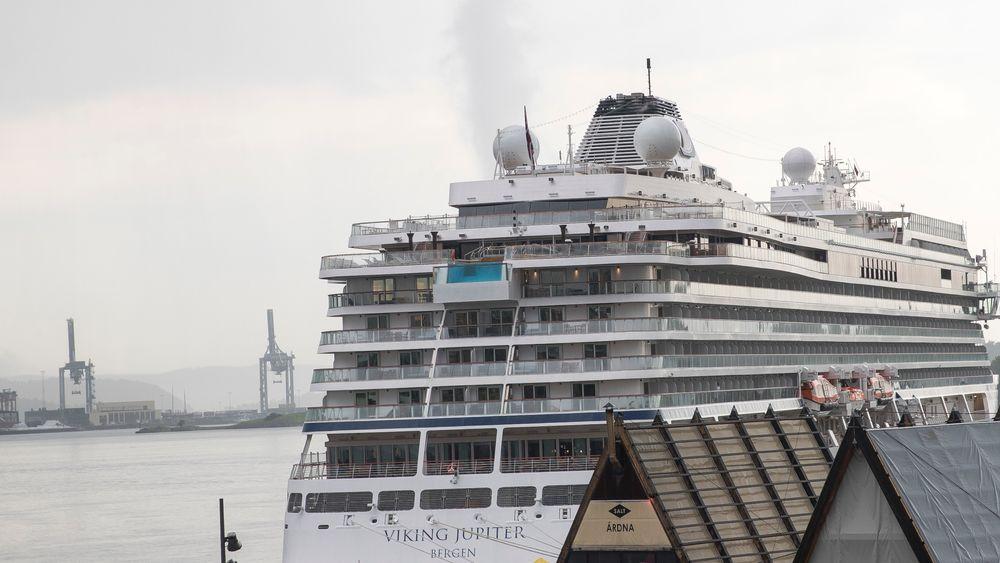 Byrådet i Oslo vil cruise-skipene til livs.