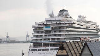 Byrådet i Oslo struper cruisetrafikken. Fjerner 3 av 4 cruisekaier