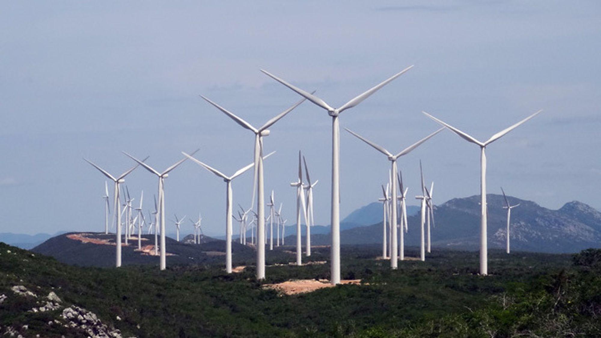 Parque Eólico da Bahia eies  av Statkraft Energias Renováveis, som Statkraft eier 81,3 prosent av. I dag har Bahia 57 vindturbiner på 1,67 MW, men den skal øke kraftig.