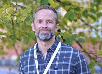 Børge Einrem er kommunikasjonsdirektør ved Oslo universitetssykehus.