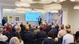 TU markerte 50 år siden starten på Norges oljeeventyr: Se opptak fra Ekofisk-seminar her