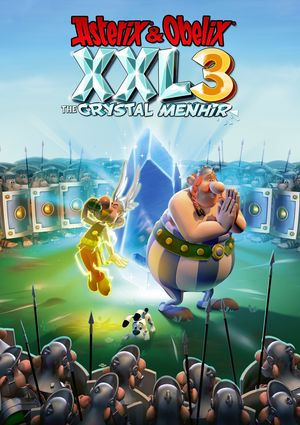 Asterix & Obelix XXL 3: The Crystal Menihr