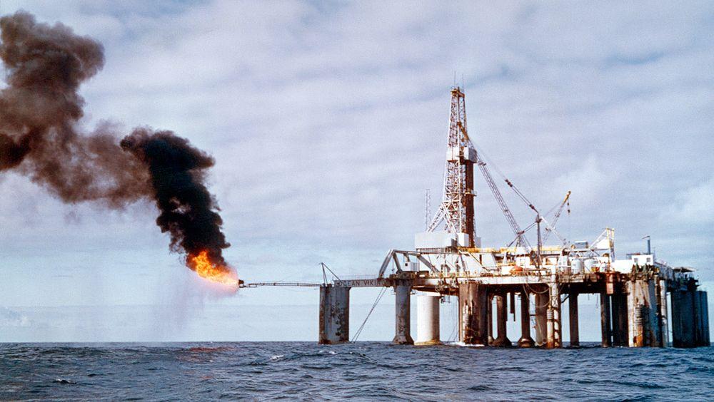 Torsdag var det 50 år siden oljefunnet på Ekofisk. I dag passerte oljefondet 10.000 milliarder kroner i verdi, mye takket være valutakursen.