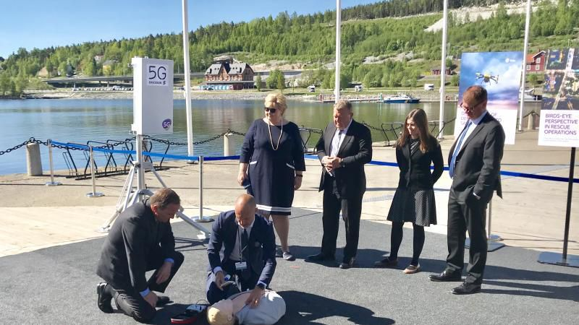 I mai 2018 møttes de nordiske statsministrene og ga hverandre hånden på et storstilt 5G-samarbeid. Etter det har ingen ting skjedd.