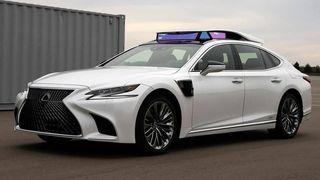 Toyota skal ta selvkjørende Lexus-biler på nivå 4 ut i trafikken