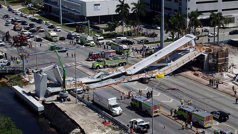 Ingeniører overså flere soleklare faretegn før fatal brukollaps i Miami