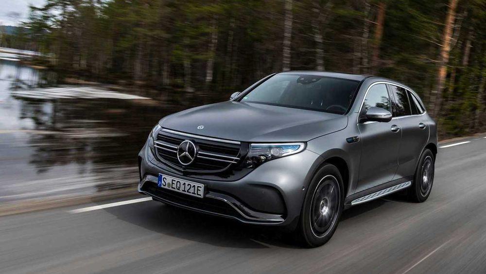 Så langt er 66 eksemplarer av Mercedes-Benz EQC registrert i Norge.