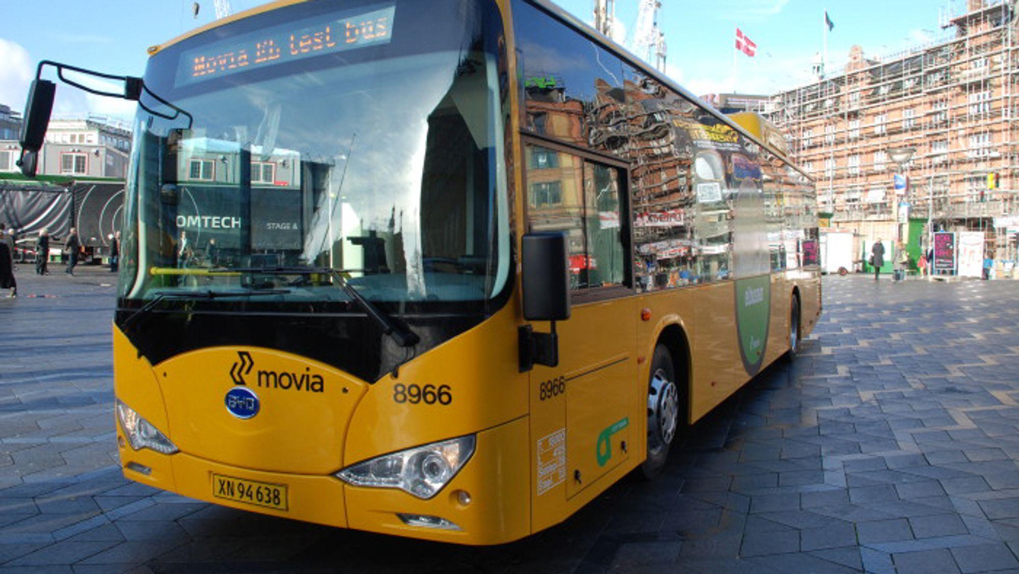 Ved prosjektstart var det en forventning om at hver av bussene skulle kjøre cirka 4000 kilometer i måneden. I snitt har de kjørt rundt 2300 kilometer.
