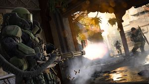 Rekordlansering for Call of Duty: Modern Warfare