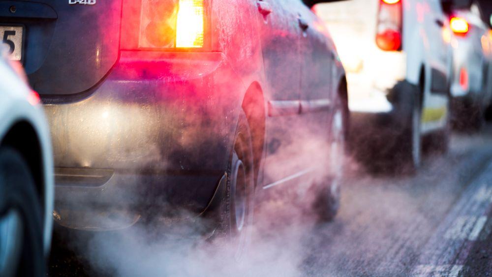 Utslipp fra veitrafikk økte med 2,8 prosent i fjor.