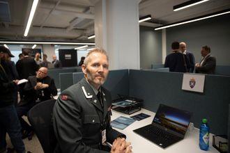 – Ingen cyberhendelser er begrenset til en enkelt sektor, sier major Ørjan Skoglund i Cyberforsvaret.