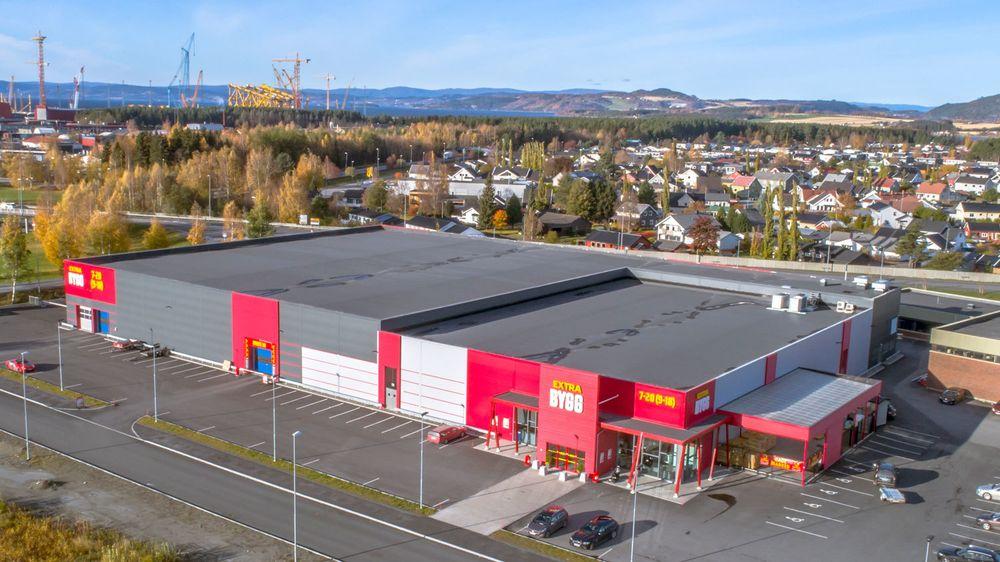 En bit av de rundt én million kvadratmeterne med tak som er tekket av Mester Tak siden første utgave av firmaet startet opp i 1992.