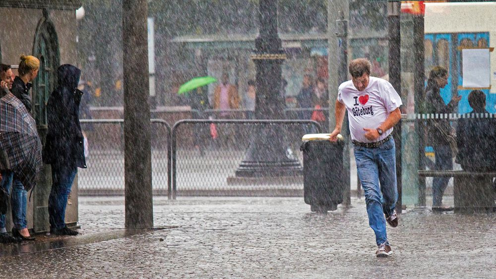 BRANDSTORY: Denne byen ønsker å bli verdens beste når det regner