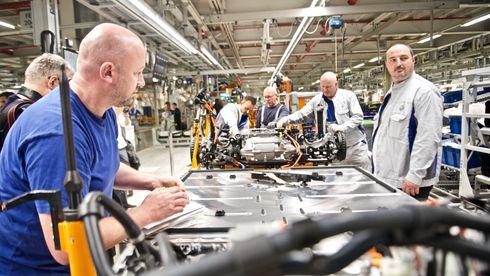 Her har Volkswagen produsert diesel- og bensinbiler i 29 år. Nå skal det bli Europas største elbilfabrikk