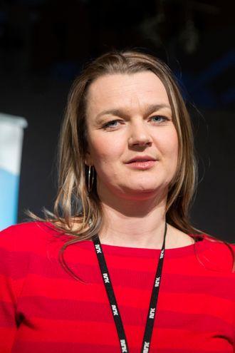 Hege Iren Frantzen, leder i Norsk Journalist.