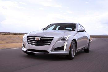 I 2017 leverte Cadillac 2400 eksemplarer av CTS med V2X-teknologi. Så var det slutt.