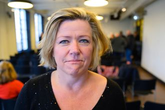 Nyheitsredaktør Tone Tveøy Strøm-Gundersen i Aftenposten.