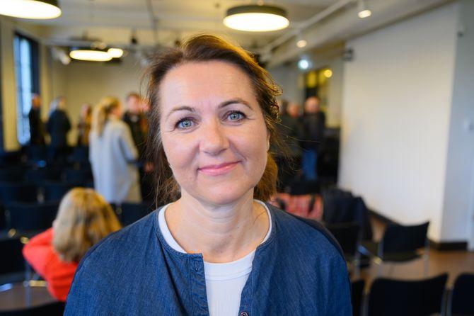 Assisterande generalsekretær Reidun Kjelling Nybø i Norsk Redaktørforening.